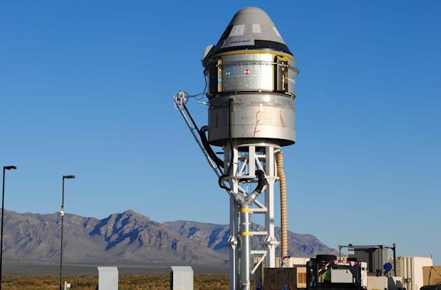 Watch Boeing's Starliner capsule launch abort test at 9AM ET