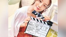 "Aubrey Lam begins shoot for ""Twelve Days"""