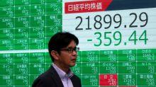 Tokio cae a medida que el horizonte del acuerdo EEUU-China se desdibuja