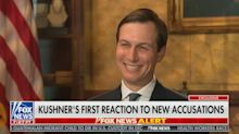 Jared Kushner dismisses new accusations about his questionable security clearance