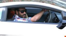 Bollywood and their fancy cars