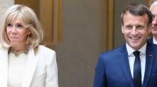 Emmanuel et Brigitte Macron collés-serrés : leur moment d'intimité immortalisé