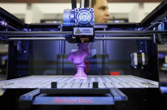 MakerBot learns that 3D printing and copyright don't quite mix