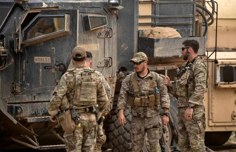 Watchdog: IS 'resurging' as USA troops leave Syria