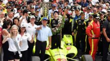Borg-Warner Trophy® Presented to 2019 Indianapolis 500 Winner Simon Pagenaud