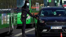 Covid-19: en Espagne, Madrid et sa région de nouveau bouclés