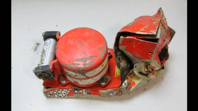 Germanwings black box reveals