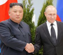North Korea's Kim says he will coordinate views on peninsula issues with Putin