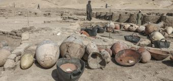 'Untouched' ancient city discovered in Egypt