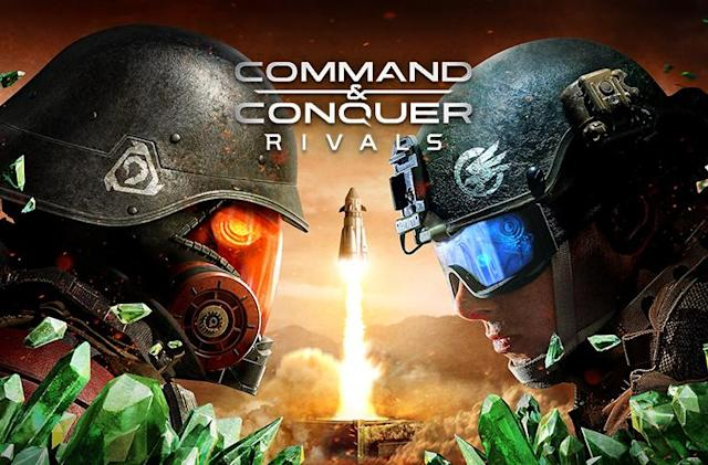 Hands-on with 'Command & Conquer Rivals'