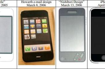 More iPhone prototypes revealed to disprove Sony design influence
