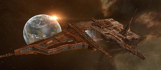 EVE Fanfest 2014: EVE's Kronos expansion is an industrial revolution