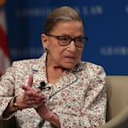 Trump says he hopes Ruth Bader Ginsburg 'does really well' after tumor treatment