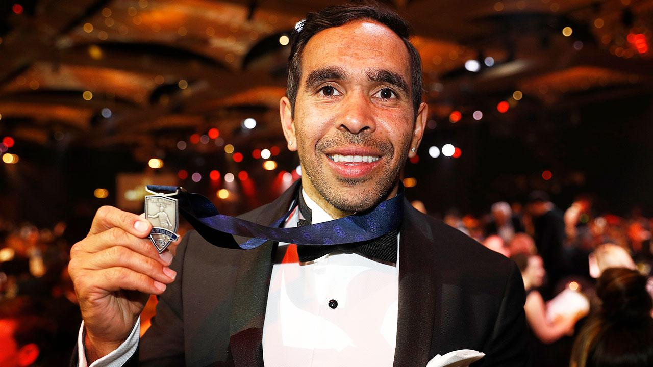 'Welcome back': Eddie Betts seals 'fairytale' AFL trade