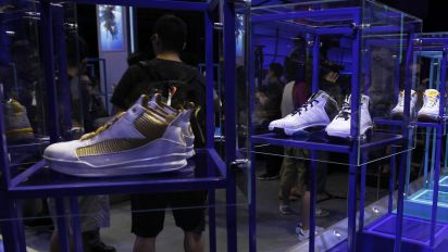 China could be the next massive sneaker frontier