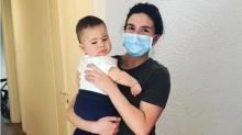 Primer bebé con COVID-19 en CDMX se está recuperando