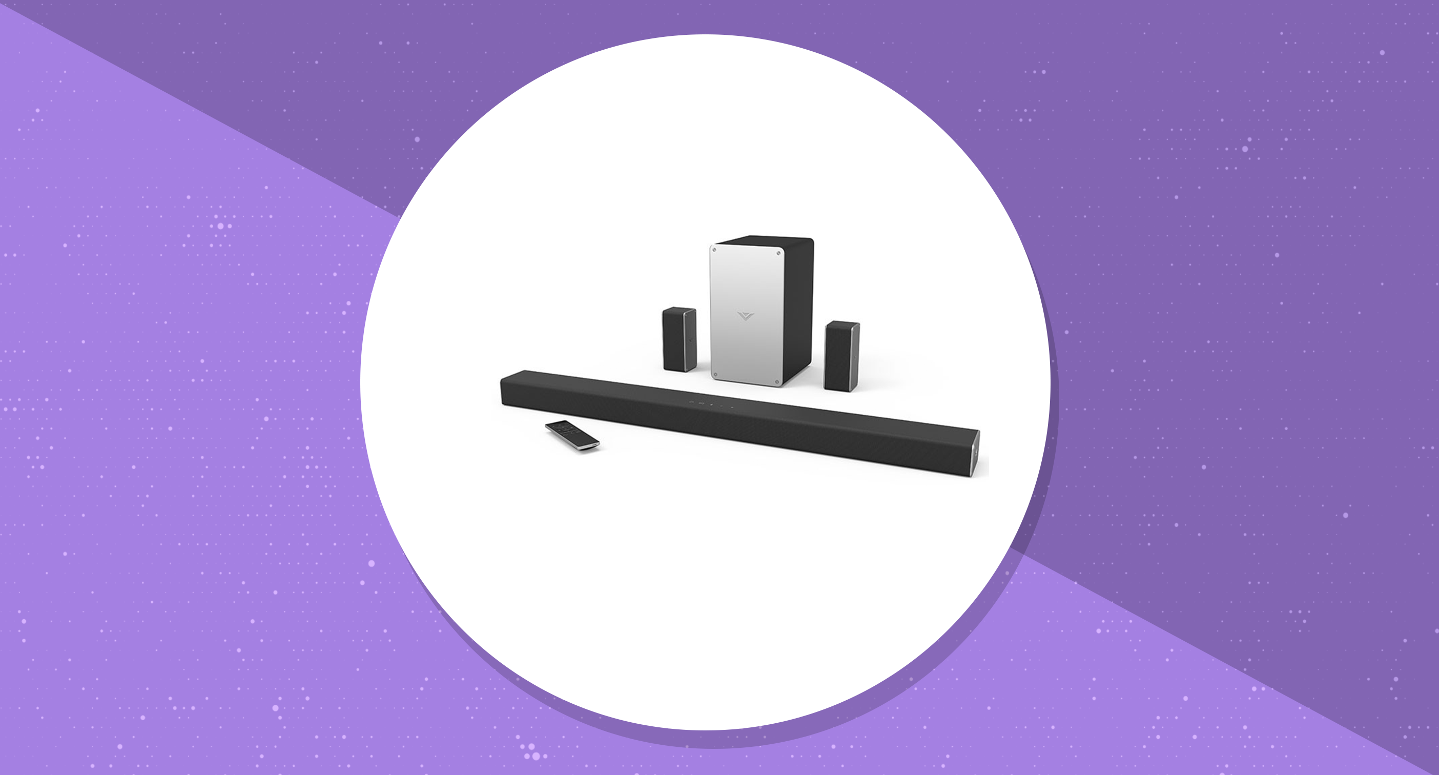 Make your TV feel brand new again with this Vizio sound bar — $30 off, today only