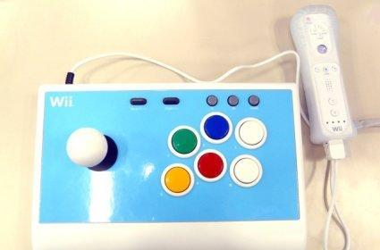 Exar's arcade stick for the Wii is in the wild, looking good