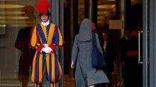 Vatican 'suffragettes' want vote, change, in a man's Church