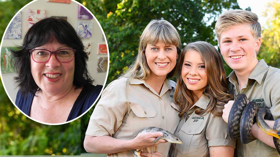 Irwin family feud reignites as Crocodile Hunter's sister speaks out