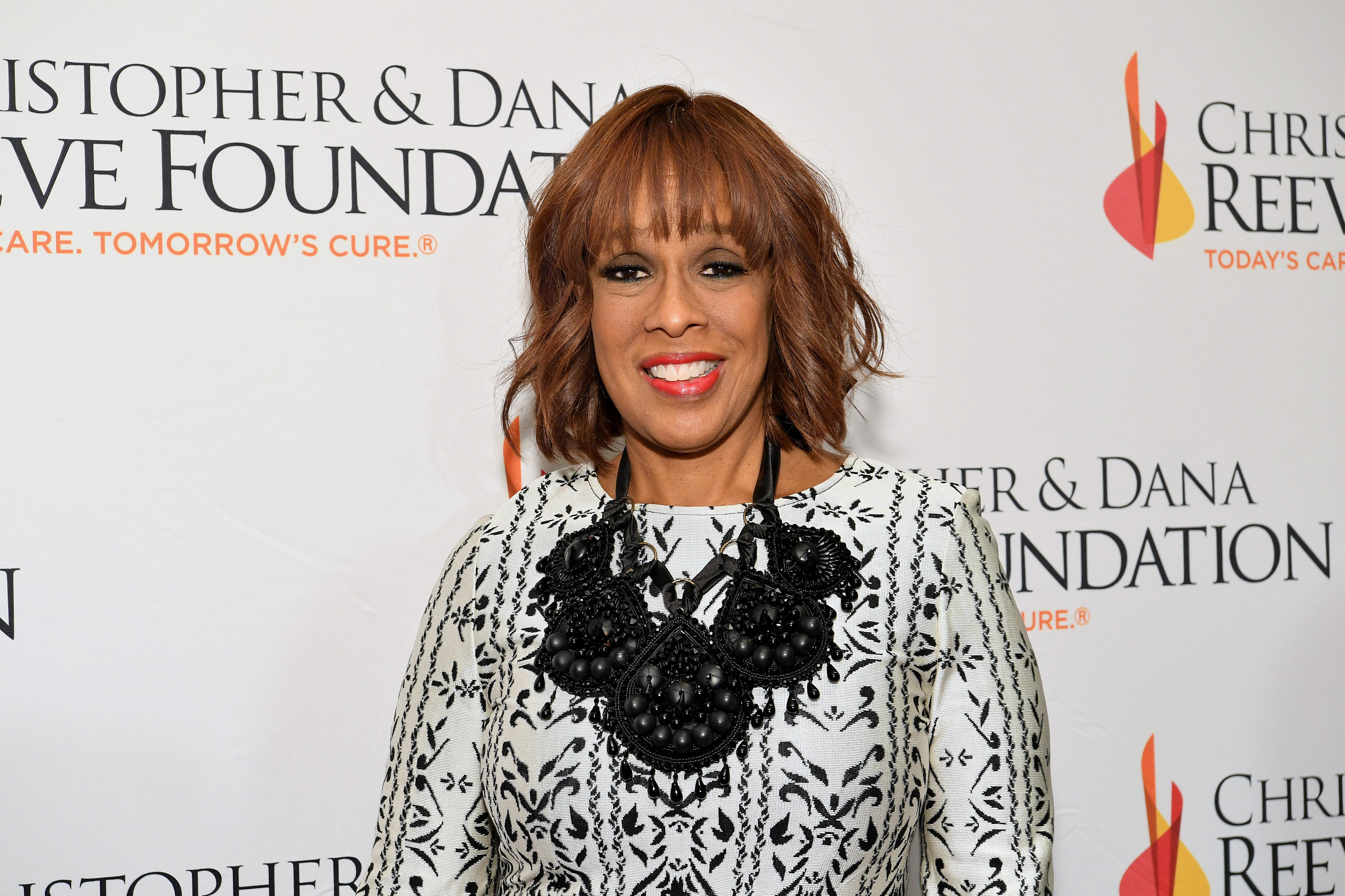 Gayle King defends 'Baby, It's Cold Outside' after the Christmas classic continues to get pulled from radio stations