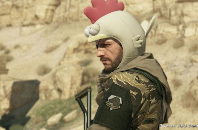 'Metal Gear Solid V: The Phantom Pain' sneaks out in September