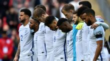 England pay tribute to attack victims