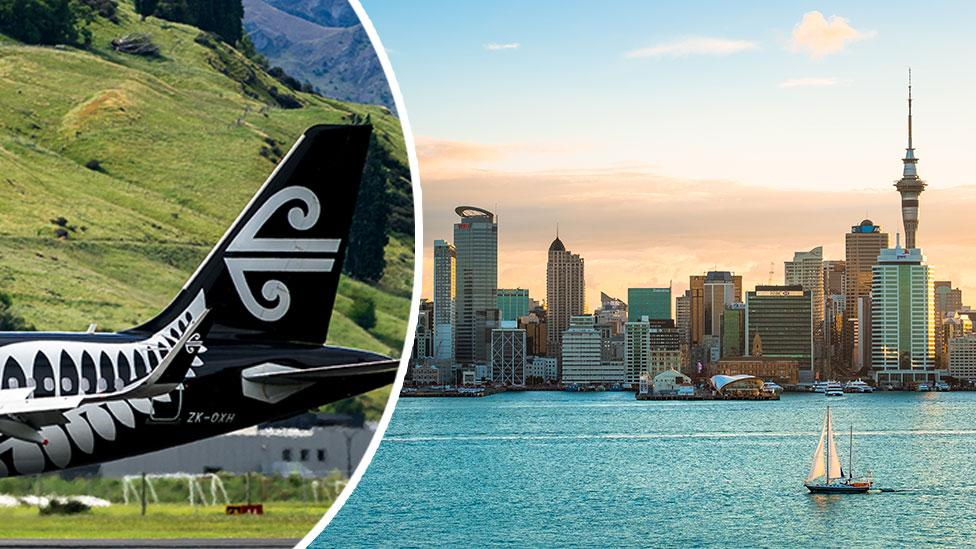 New Zealand flights on sale for as low as $66
