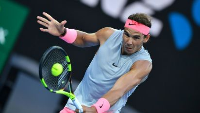 Nadal resumes charge to Grand Slam 17