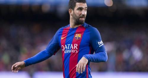 Foot - Transferts - L'international turc Arda Turan quitte le FC Barcelone pour l'Istanbul Basaksehir (officiel)