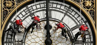 Big Ben row: Everything you need to know about why Westminster's Great Bell is being silenced