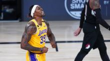 Dwight Howard keeps his focus on the best way to help Lakers win the title