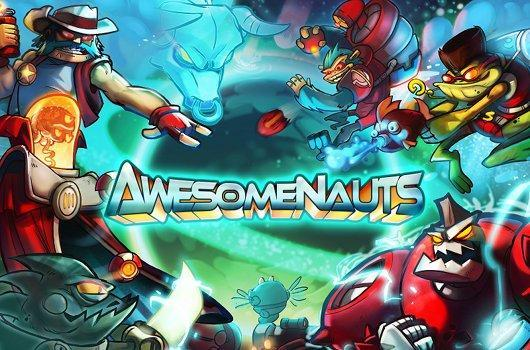 Awesomenauts free to play this week on Steam
