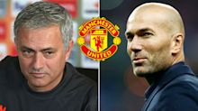 Gossip: Zidane 'tops Man United wish list' if Mourinho leaves, Chelsea's woes continue with Willian drama