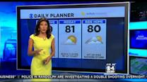 WBZ AccuWeather Forecast for August 4