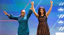 America votes Michelle Obama as the country's most admired woman