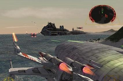 Rumor: Rogue Squadron compilation locking S-foils in attack position