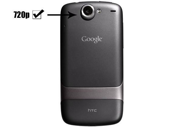 Nexus One steps up to 720p HD video thanks to latest hack (video)