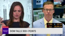 MARKETS: Semis smacked, railroads rolling over—here's why stocks are tanking right now