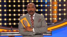 Steve Harvey Declares This 'The Worst Survey Ever' on 'This Week In Game Shows'