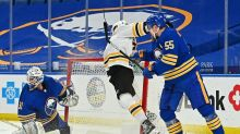 Sabres Looking for Life Against Boston