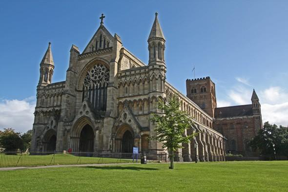 St Albans come in second on the list with a total income tax bill of £10,900 per person.