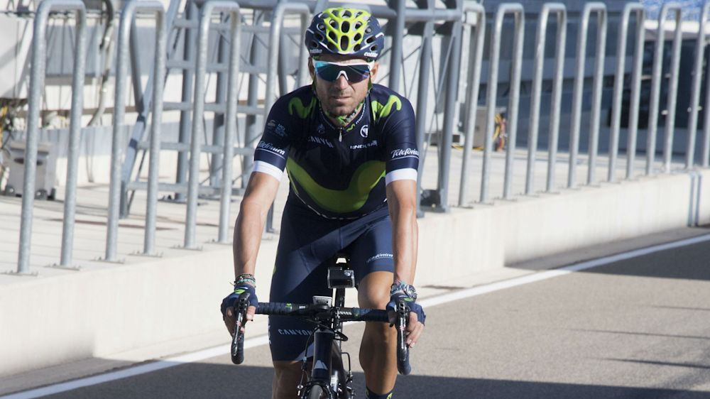 Victorious Valverde dedicates Liege-Bastogne-Liege win to late Scarponi