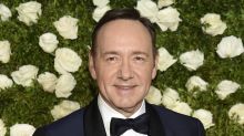 "Kevin Spacey ""being investigated"" by Scotland Yard over new assault claim"
