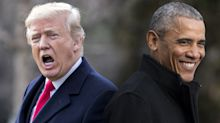 Obama edges Trump as most admired, Gallup finds