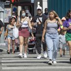Column: People are still not wearing masks? It's time to start enforcing the rules