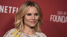 Kristen Bell tapped as first-ever host for SAG Awards