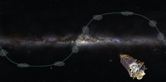 NASA's Prolific Kepler Spacecraft Begins New Search for Alien Worlds