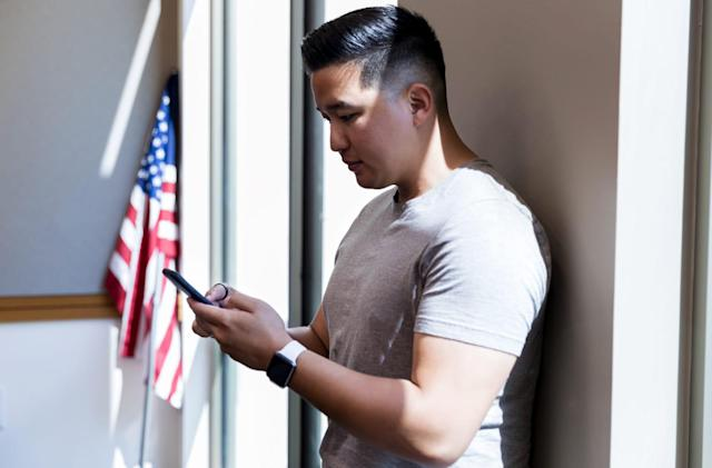 US veterans can now use an iPhone to access their health records