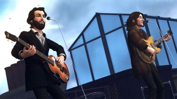 Viacom: The Beatles: Rock Band sales strong, overall RB growth slow